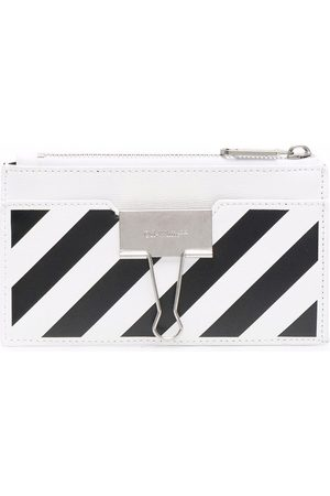 OFF-WHITE Women Wallets - Binder Clip compact wallet