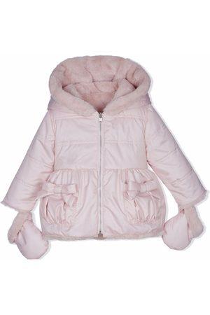 Lapin House Reversible faux-fur padded jacket