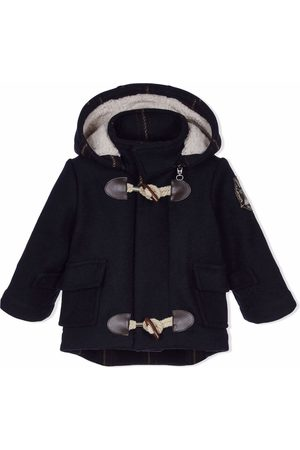 Lapin House Duffle Coat - Hooded wool duffle coat