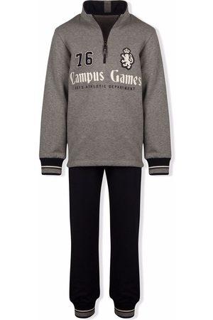 Lapin House Boys Sports Hoodies - Pullover-sweatshirt tracksuit - Grey