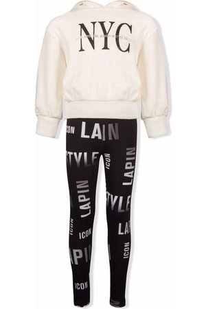 Lapin House NYC hoodie tracksuit
