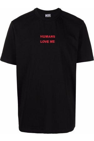 Diesel Men T-shirts - T-Just-B72 BCI cotton T-shirt