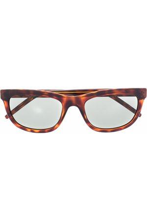 Saint Laurent Cat eye-frame tortoiseshell sunglasses