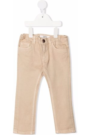BONPOINT Chinos - Elasticated-waist trousers - Neutrals