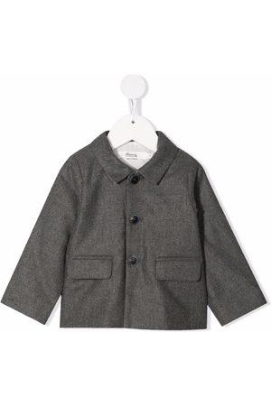 BONPOINT Doyle virgin wool-blend jacket - Grey