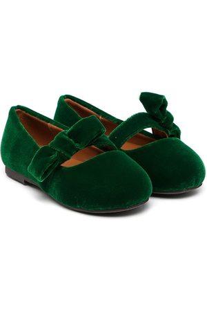 AGE OF INNOCENCE Mia flat ballerina shoes