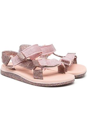 Mini Melissa Girls Sandals - Touch-strap sandals