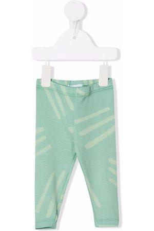 Bobo Choses Contrasting-print leggings