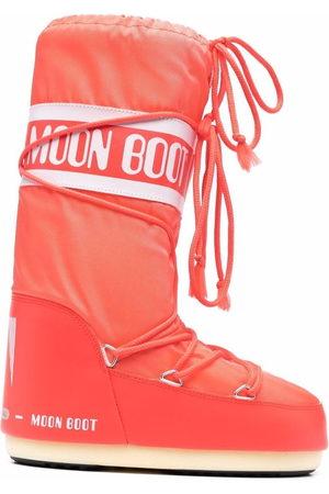 Moon Boot Girls Snow Boots - MOON BOOT NYLON
