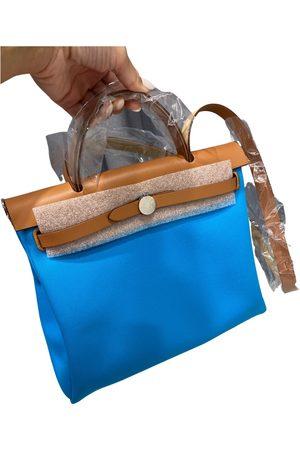 Hermès Women Purses - Herbag cloth handbag