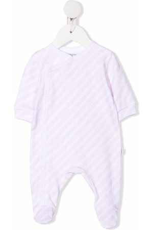Givenchy Rompers - Striped cotton body