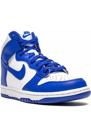 "Nike Dunk High sneakers ""Game Royal"""