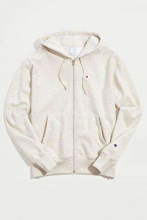 Champion Men Hoodies - Core Zip Hoodie Sweatshirt