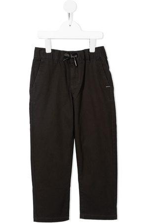 Molo Drawstring straight trousers