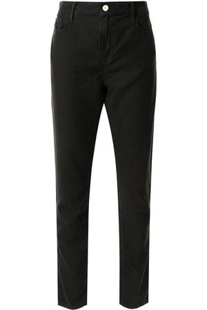 Frame Le Garcon mid-rise relaxed jeans