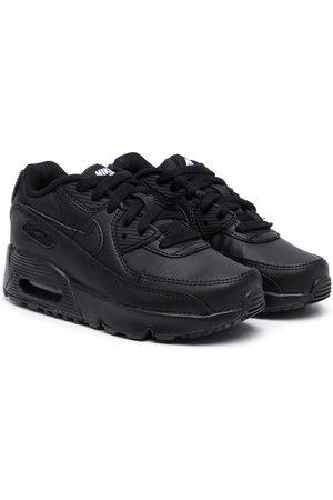 Nike Girls Sneakers - Air Max low-top leather sneakers