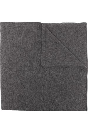 SOFIE D'HOORE One-ply rolled edge scarf - Grey