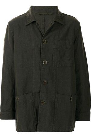 CASEY CASEY Men Jackets - Oliver chest-pocket shirt jacket