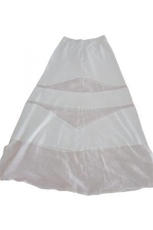 Ioanna Kourbela Silk maxi skirt