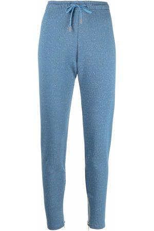 Love Moschino Women Sweatpants - Drawstring-waist trousers