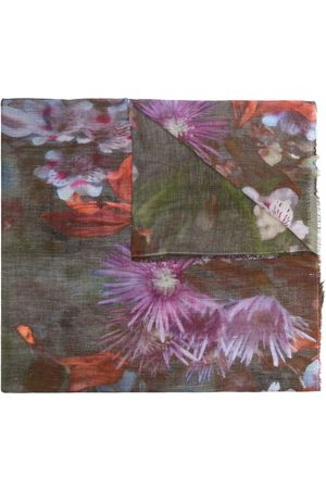 Faliero Sarti Women Scarves - Long-length floral print scarf