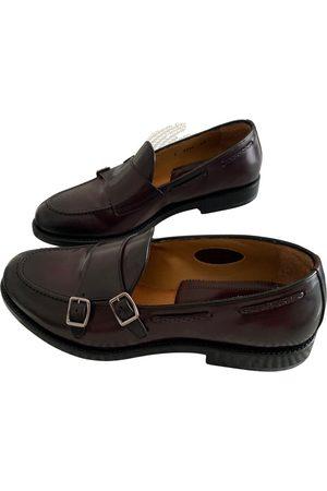 Fabi Men Flat Shoes - Leather flats