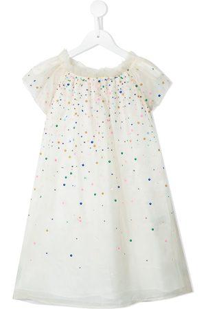 BONPOINT Sequin-embellished dress