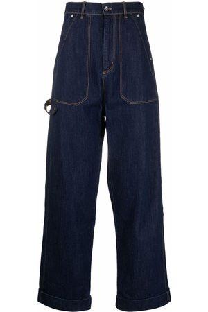 HENRIK VIBSKOV Crumpet wide leg jeans