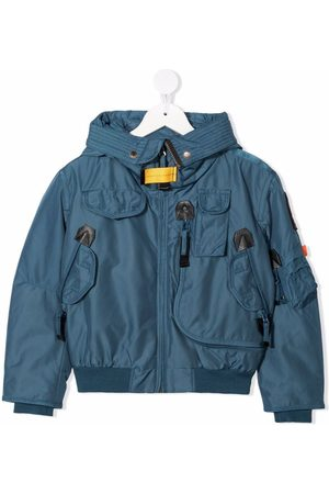 Parajumpers Boys Bomber Jackets - Feather-down padded bomber jacket