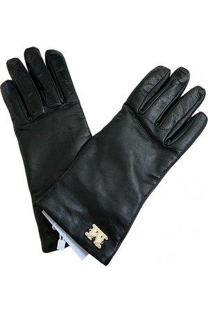 Max Mara Leather gloves