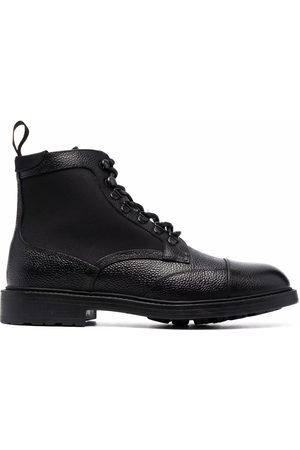 CANALI Lace-up ankle boots