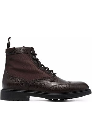 CANALI Men Ankle Boots - Lace-up ankle boots