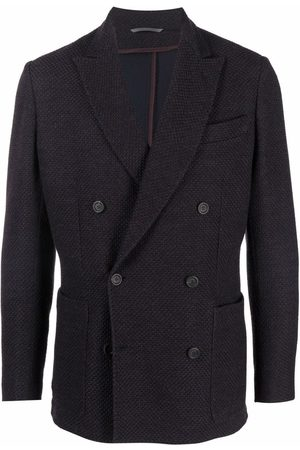 CANALI Double breasted blazer