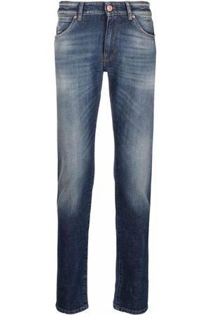 PT01 Men Skinny - Washed skinny-fit jeans