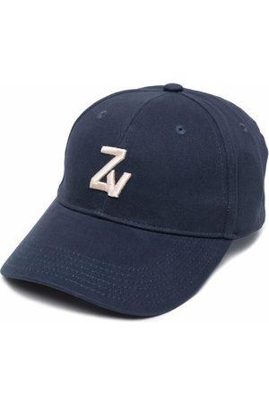 Zadig & Voltaire Logo-print cap