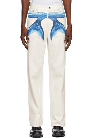 Burberry Mermaid Tail Jeans