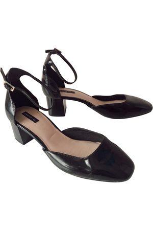 Cortefiel Patent leather sandals
