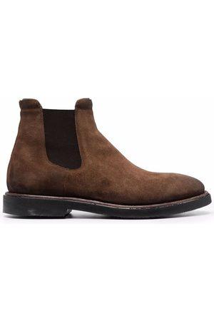 Silvano Sassetti Men Chelsea Boots - Suede Chelsea boots