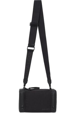 Kenzo Men Luggage - Black Small Camera Messenger Bag