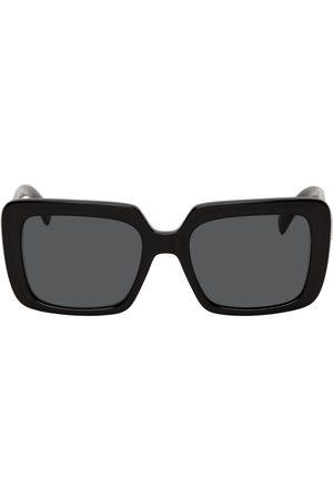 VERSACE Women Square - Medusa Crytal Square Sunglasses