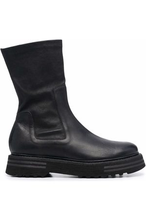 GUIDI Slip-on ankle boots