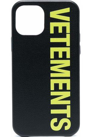 Vetements Big logo iPhone 12 Pro case