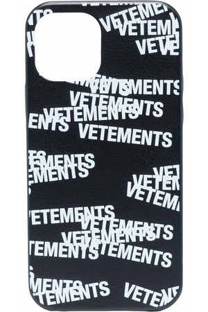 Vetements Phones Cases - All-over logo iPhone 12 Pro case