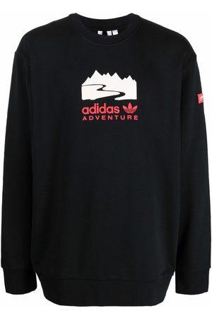 adidas Men Sweatshirts - Logo sweatshirt