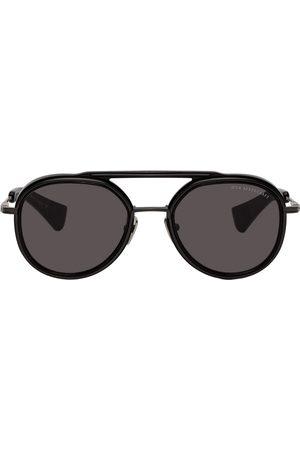 DITA EYEWEAR Black Spacecraft Sunglasses