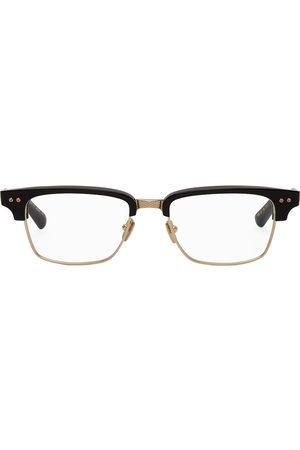 DITA EYEWEAR Men Sunglasses - Black & Gold Statesman-Three Glasses