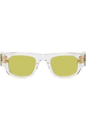 DITA EYEWEAR Men Sunglasses - Transparent Muskel Sunglasses