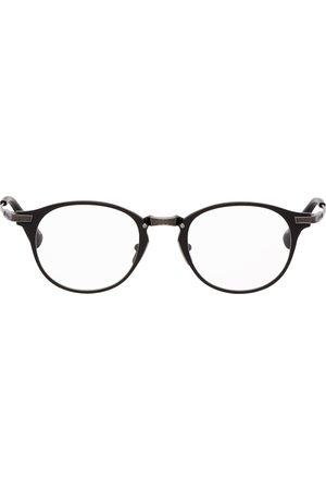 DITA EYEWEAR Black & Gunmetal United Glasses