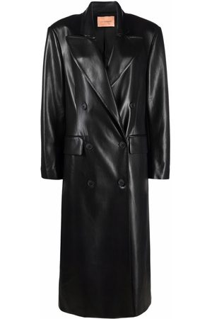 The Andamane Double-breasted trench coat