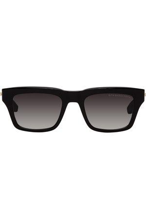DITA EYEWEAR Black & Grey Wasserman Sunglasses